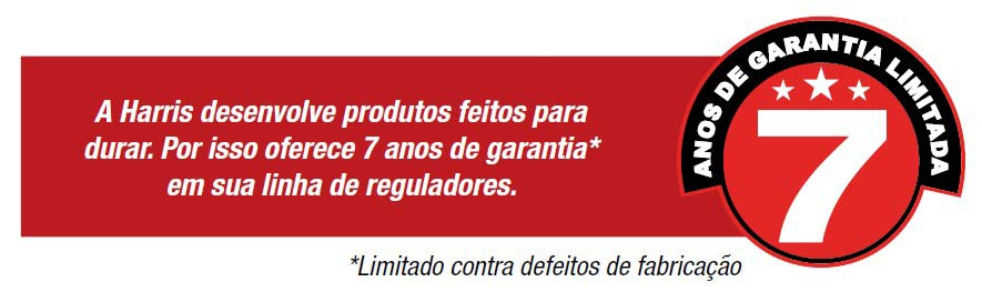 Regulador para gas industrial